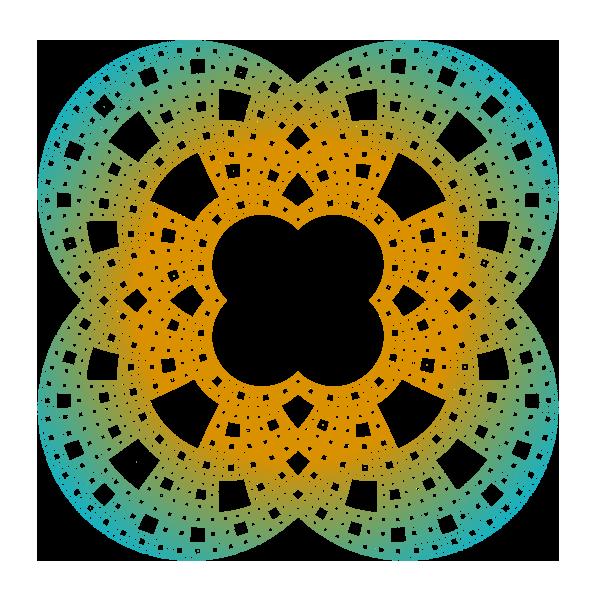 4-листник, скриншот .PNG с прозрачным фоном